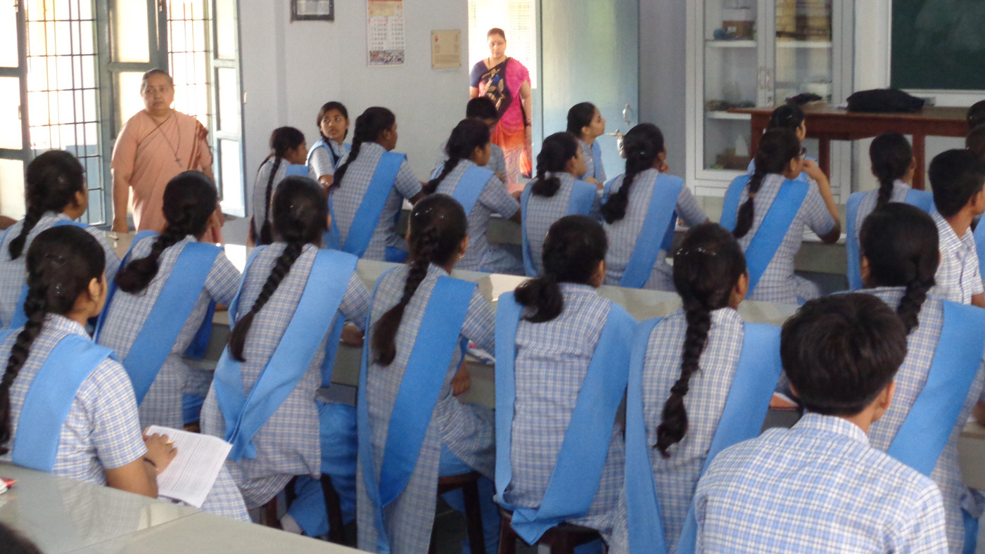 Group Counselling of Students
