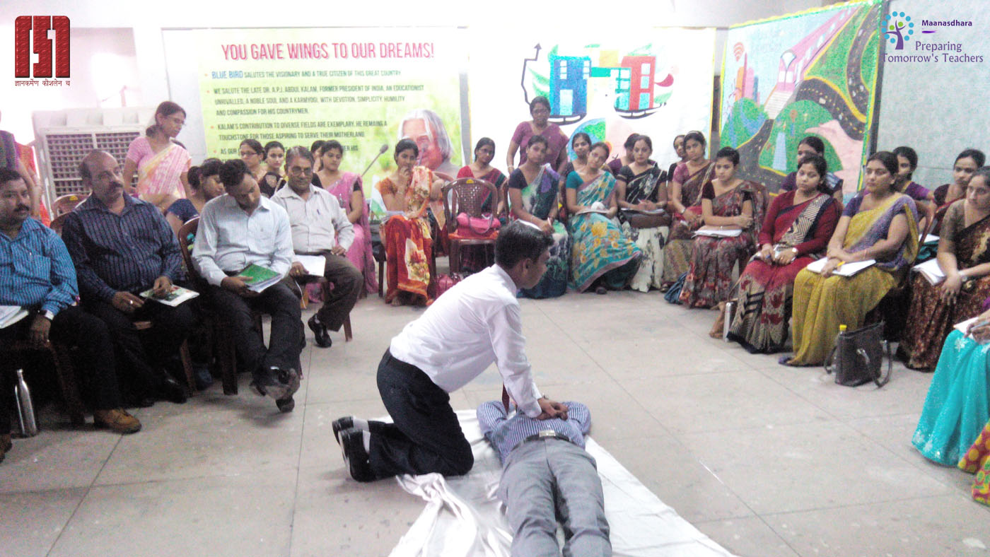 First Aid Training for Teachers