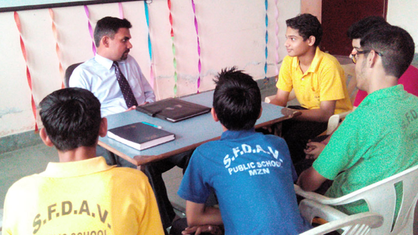 Small Group Counselling - Students